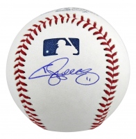 Jimmy Rollins Signed OML Baseball (PSA COA) at PristineAuction.com