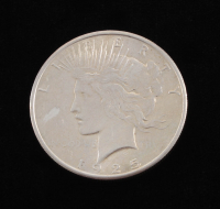 1925 Silver Peace Dollar at PristineAuction.com