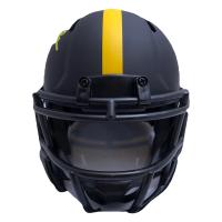 Terry Bradshaw Signed Steelers Eclipse Alternate Speed Mini Helmet (Beckett COA) at PristineAuction.com