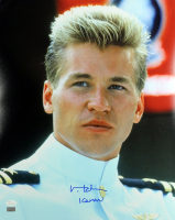 "Val Kilmer Signed ""Top Gun"" 16x20 Photo Inscribed ""Iceman "" (JSA COA) at PristineAuction.com"
