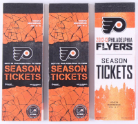 Lot of (3) 2011-2013 Flyers Ticket Booklets at PristineAuction.com