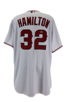 Josh Hamilton Signed Angels Jersey (Beckett COA) at PristineAuction.com