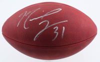 "Michael Thomas Signed Official NFL ""The Duke"" Game Ball Football (PSA COA) at PristineAuction.com"