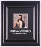 Thomas Rhett Signed 14x16 Custom Framed Photo (JSA COA) at PristineAuction.com