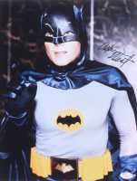 "Adam West Signed ""Batman"" 11x14 Photo (JSA COA) at PristineAuction.com"