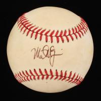 Mark McGwire Signed OAL Baseball (JSA LOA) at PristineAuction.com