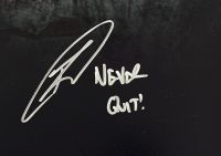 """Robert J. O'Neill Signed 16x20 Photo Inscribed """"Never Quit!"""" (JSA COA) at PristineAuction.com"""