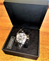 Men's Graham Silverstone Stowe Wristwatch with Box, Tag, & Papers at PristineAuction.com