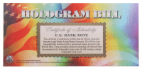 $2 Two Dollar Hologram Bank Note at PristineAuction.com