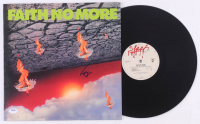 """Mike Patton Signed Faith No More """"The Real Thing"""" Vinyl Record Album (PSA Hologram) at PristineAuction.com"""