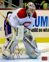 Carey Price Signed Canadiens 8x10 Photo (Your Sports Memorabilia Store COA) at PristineAuction.com