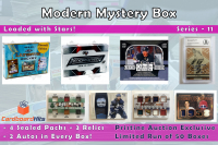 Cardboard Hits Modern Mystery Box Series 11 - Hockey Edition at PristineAuction.com