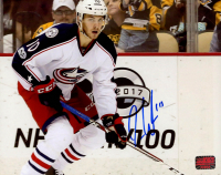 Alexander Wennberg Signed Blue Jackets 8x10 Photo (Your Sports Memorabilia Store COA) at PristineAuction.com