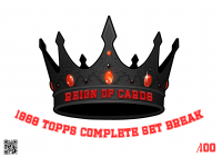 Reign of Cards Mystery Box - Topps 1968 Complete Set Break at PristineAuction.com