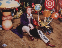 """Gene Wilder Signed """"Willy Wonka & the Chocolate Factory"""" 11x14 Photo (Beckett COA) at PristineAuction.com"""
