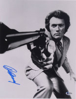 "Clint Eastwood Signed ""Dirty Harry"" 11x14 Photo (Beckett LOA) at PristineAuction.com"