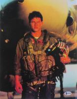 "Tom Cruise Signed ""Top Gun"" 11x14 Photo (Beckett COA) at PristineAuction.com"