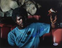 "Samuel L. Jackson Signed ""Pulp Fiction"" 11x14 Photo (Beckett COA) at PristineAuction.com"