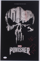 "Jon Bernthal Signed ""The Punisher"" 11x17 Photo (JSA COA) at PristineAuction.com"
