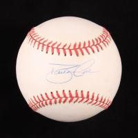 David Justice Signed ONL Baseball (JSA COA) at PristineAuction.com