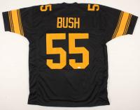 Devin Bush Signed Jersey (TSE COA) at PristineAuction.com