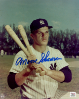 Moose Skowron Signed Yankees 8x10 Photo (Autograph Reference COA) at PristineAuction.com