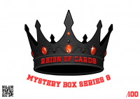 Reign of Cards Mystery Box - Series 8 at PristineAuction.com