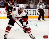 Anthony Duclair Signed Coyotes 8x10 Photo (Your Sports Memorabilia Store COA) at PristineAuction.com