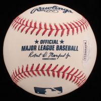 Josh Hader Signed OML Baseball (JSA COA) at PristineAuction.com