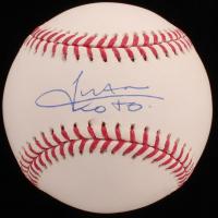Juan Soto Signed OML Baseball (JSA COA) at PristineAuction.com