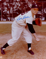 Ryne Duren Signed Yankees 8x10 Photo (Sports Cards SOA) at PristineAuction.com