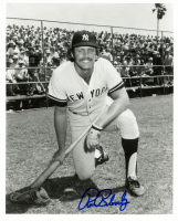 Ron Blomberg Signed Yankees 8x10 Photo (Sports Cards SOA) at PristineAuction.com