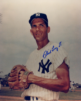 Phil Linz Signed Yankees 8x10 Photo (Sports Cards SOA) at PristineAuction.com