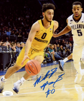 Markus Howard Signed Marquette Golden Eagles 8x10 Photo (JSA COA) at PristineAuction.com