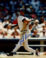 Ruben Rivera Signed Yankees 8x10 Photo (Sports Cards SOA) at PristineAuction.com