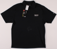 Phil Mickelson Signed Under Armour Golf Polo (PSA COA) at PristineAuction.com