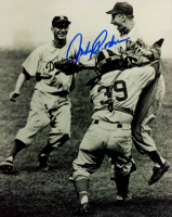 Johnny Podres Signed Dodgers 8x10 Photo (Sports Cards SOA) at PristineAuction.com