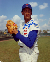 Ferguson Jenkins Signed Cubs 8x10 Photo (Sports Cards SOA) at PristineAuction.com