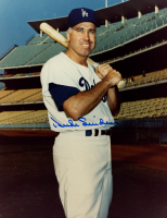 Duke Snider Signed Dodgers 8x10 Photo (Sports Cards SOA) at PristineAuction.com