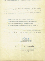 Fidel Castro Signed 1968 Document (PSA LOA) at PristineAuction.com