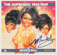 "Mary Wilson Signed ""The Supremes: 1963-1969"" CD Cover (Beckett COA) at PristineAuction.com"