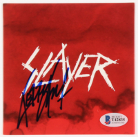 "Kerry King Signed Slayer ""World Painted Blood"" CD Album (Beckett COA) at PristineAuction.com"