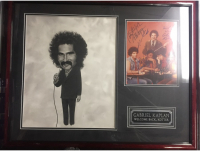 """Welcome Back, Kotter"" 23.5x29 Custom Framed Photo Signed by (5) with John Travolta, Gabe Kaplan, Robert Hegyes, Lawrence Hilton-Jacobs & Ron Palillo (PSA LOA) at PristineAuction.com"