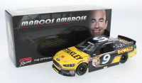 Marcos Ambrose Signed LE #9 Stanley 2014 Fusion Autographed 1:24 Scale Stock Car (RCCA COA) at PristineAuction.com