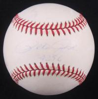 "Pete Rose Signed 1980 World Series Baseball Inscribed ""4256"" (JSA COA) at PristineAuction.com"