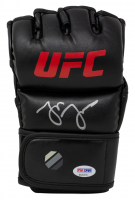 "Jon ""Bones"" Jones Signed UFC Glove (PSA COA) at PristineAuction.com"