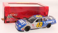 Jimmie Johnson Signed LE #48 Lowe's 1998 Monte Carlo 1:24 Scale Stock Car (JSA COA) at PristineAuction.com