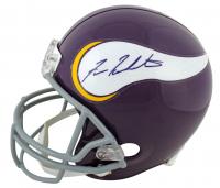 Fran Tarkenton Signed Vikings Full-Size Helmet (Beckett COA) at PristineAuction.com