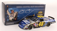 Jimmie Johnson Signed LE #48 Lowe's / 2006 Nextel Cup Champion / 2006  Monte Carlo SS 1:24 Die-Cast Car (JSA COA) at PristineAuction.com
