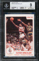 1983-86 STAR BASKETBALL CARDS COMPLETE MASTER SET BREAK MYSTERY BOX – JORDAN XRC BGS 8! at PristineAuction.com